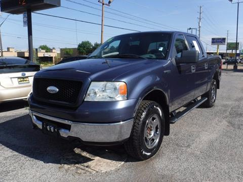 2006 Ford F-150 for sale at Best Choice Motors in Tulsa OK