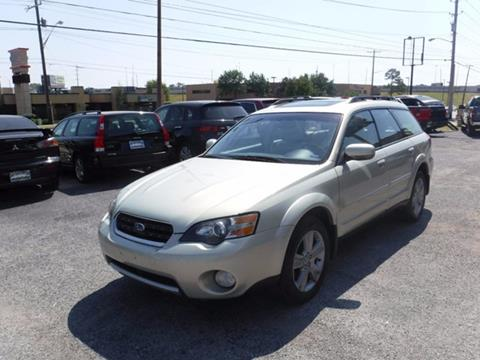 2005 Subaru Outback for sale at Best Choice Motors in Tulsa OK