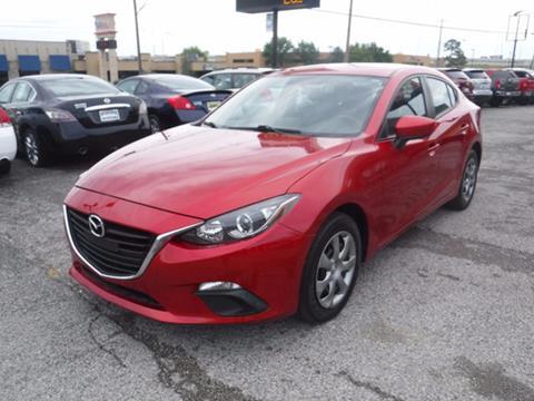 2015 Mazda MAZDA3 for sale at Best Choice Motors in Tulsa OK