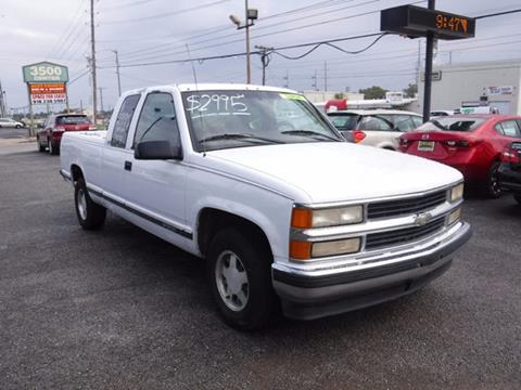 1997 Chevrolet C/K 1500 Series for sale at Best Choice Motors in Tulsa OK