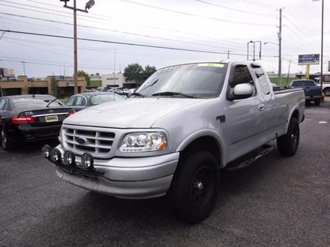 2001 Ford F-150 for sale at Best Choice Motors in Tulsa OK
