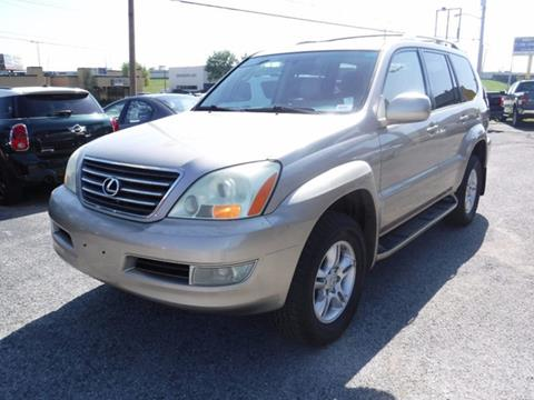 2004 Lexus GX 470 for sale at Best Choice Motors in Tulsa OK