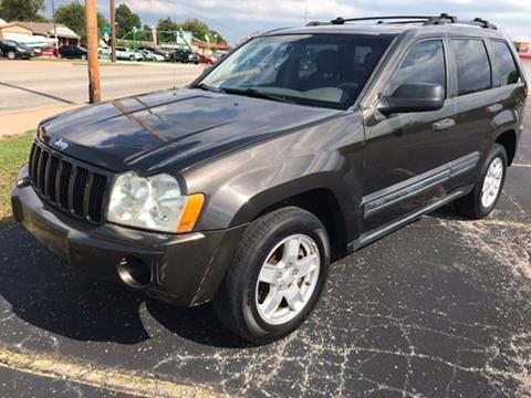 2005 Jeep Grand Cherokee for sale at Best Choice Motors - Cash Lot in Tulsa OK