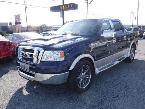 2007 Ford F-150 for sale at Best Choice Motors in Tulsa OK