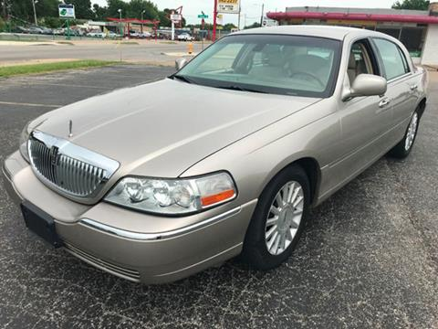 2003 Lincoln Town Car For Sale In Pryor Ok Carsforsale Com