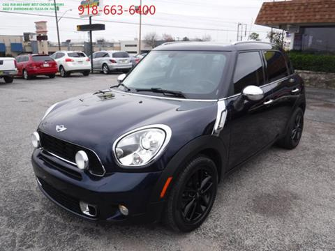 2011 MINI Cooper Countryman for sale in Tulsa, OK