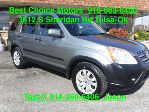 2005 Honda CR-V for sale in Tulsa, OK