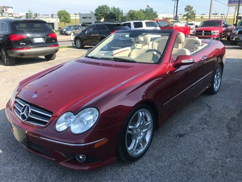 2008 Mercedes-Benz CLK for sale in Tulsa, OK