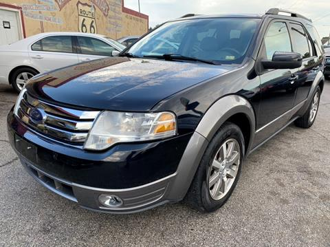 2008 Ford Taurus X for sale in Tulsa, OK
