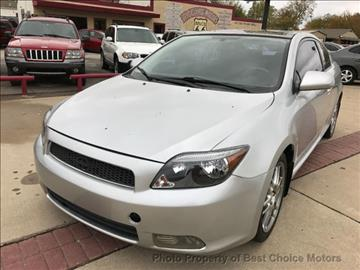 2008 Scion tC for sale at Best Choice Motors in Tulsa OK