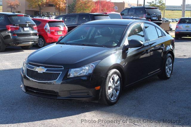 2012 Chevrolet Cruze for sale at Best Choice Motors - Cash Lot in Tulsa OK
