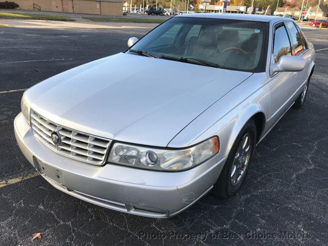 2001 Cadillac Seville for sale at Best Choice Motors in Tulsa OK