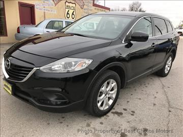 2013 Mazda CX-9 for sale at Best Choice Motors in Tulsa OK