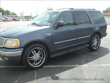 1999 Ford Expedition for sale at Best Choice Motors in Tulsa OK