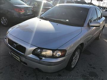 2003 Volvo S60 for sale at Best Choice Motors in Tulsa OK