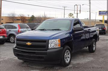2013 Chevrolet Silverado 1500 for sale at Best Choice Motors in Tulsa OK