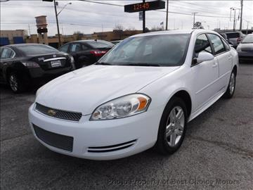 2012 Chevrolet Impala for sale in Tulsa, OK
