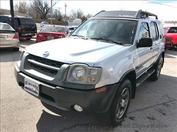 2002 Nissan Xterra for sale at Best Choice Motors in Tulsa OK