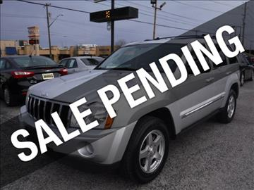 2006 Jeep Grand Cherokee for sale at Best Choice Motors in Tulsa OK