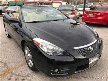2007 Toyota Camry Solara for sale at Best Choice Motors in Tulsa OK