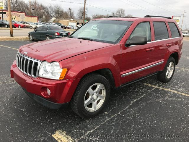 2005 Jeep Grand Cherokee for sale at Best Choice Motors in Tulsa OK