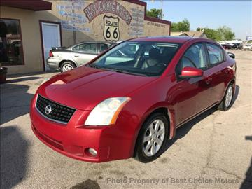 2009 Nissan Sentra for sale at Best Choice Motors in Tulsa OK