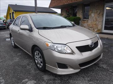 2010 Toyota Corolla for sale at Best Choice Motors in Tulsa OK