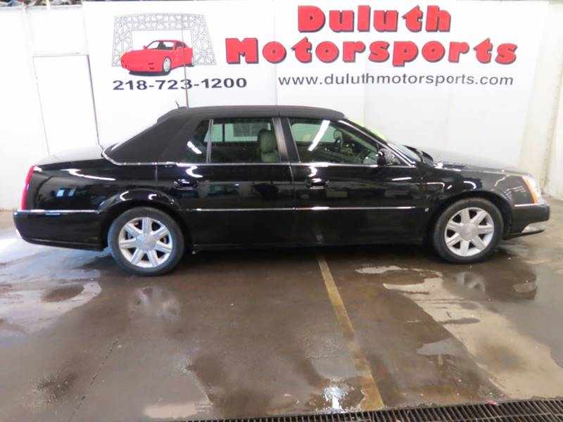 2006 Cadillac DTS for sale at Duluth Motorsports INC in Duluth MN