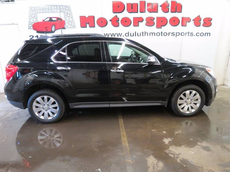 2010 Chevrolet Equinox for sale at Duluth Motorsports INC in Duluth MN