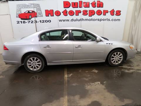 2010 Buick Lucerne for sale in Duluth, MN