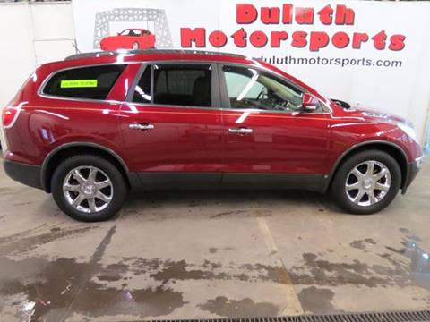 2008 Buick Enclave for sale in Duluth, MN