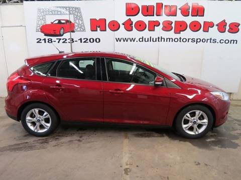 2013 Ford Focus for sale in Duluth, MN
