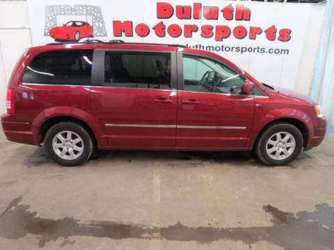 2010 Chrysler Town and Country for sale in Duluth, MN