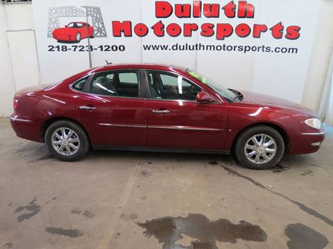 2007 Buick LaCrosse for sale in Duluth, MN