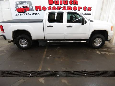 2009 GMC Sierra 2500HD for sale in Duluth, MN