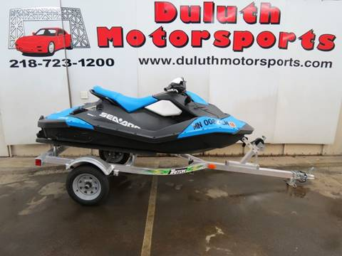 2016 Sea-Doo Spark H.O. (90HP) for sale in Duluth, MN