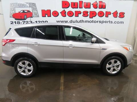 2016 Ford Escape for sale in Duluth, MN