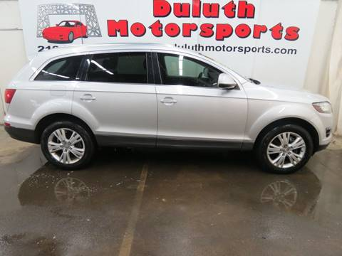 2010 Audi Q7 for sale in Duluth, MN