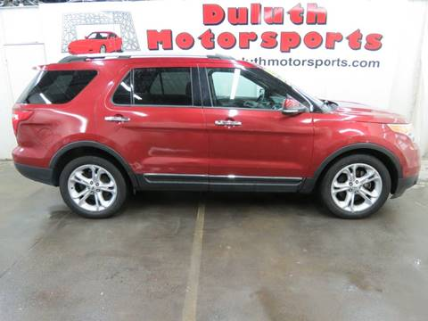 2015 Ford Explorer for sale in Duluth, MN