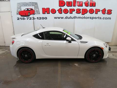 2013 Subaru BRZ for sale in Duluth, MN