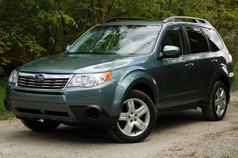 2009 Subaru Forester for sale in Duluth, MN