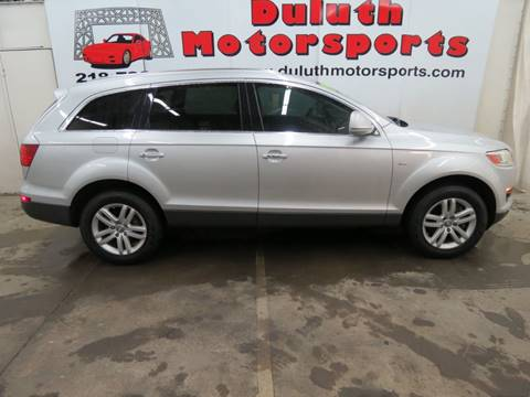 2009 Audi Q7 for sale in Duluth, MN