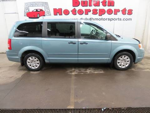 2008 Chrysler Town and Country for sale in Duluth, MN
