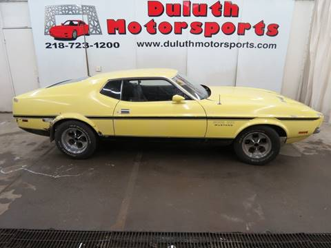 1971 Ford Mustang for sale in Duluth, MN