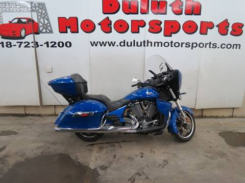 2017 Victory Cross Country for sale in Duluth, MN