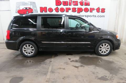 2015 Chrysler Town and Country for sale in Duluth, MN