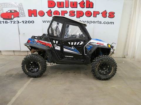 2012 Polaris Ranger RZR for sale in Duluth, MN