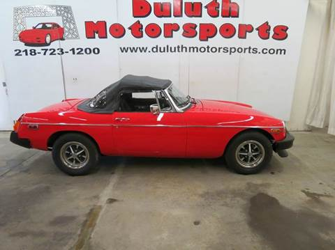 1977 MG MGB for sale in Duluth, MN