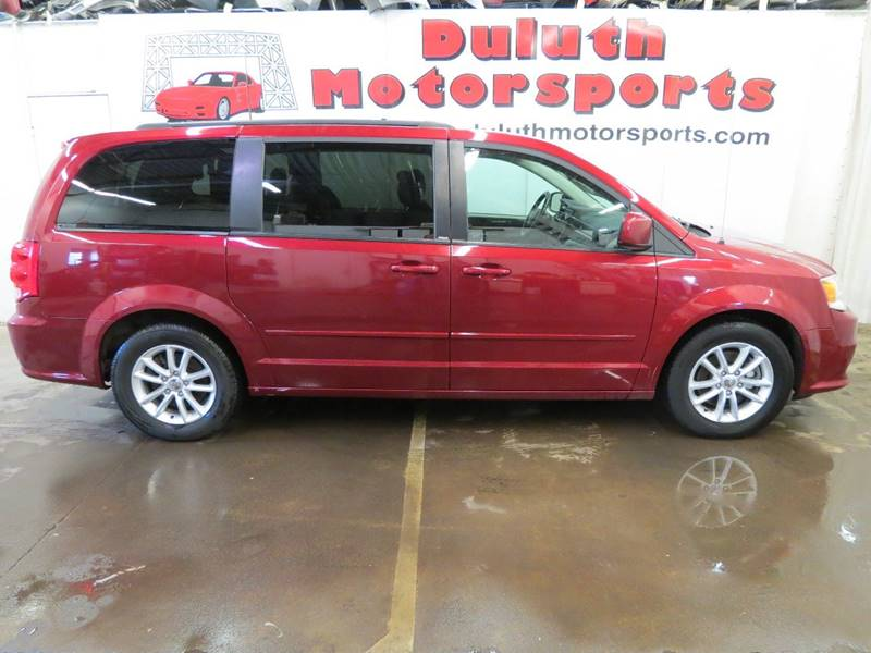 2014 Dodge Grand Caravan for sale at Duluth Motorsports INC in Duluth MN