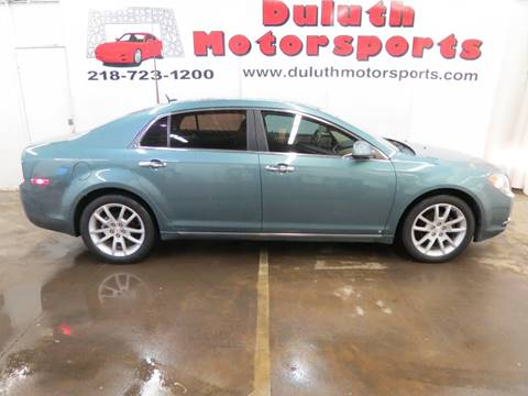 2009 Chevrolet Malibu for sale in Duluth, MN